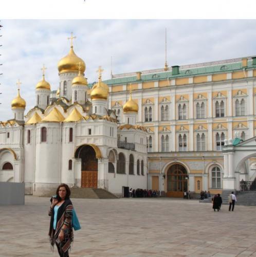 Moskou - dede kremlin