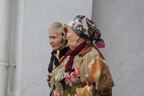 Moskou - vrouwen