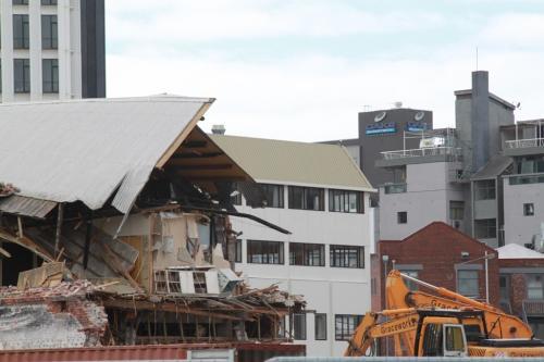 NZ - Aardbevingen Christchurch