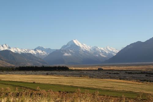 NZ - Mount Cook spectacular