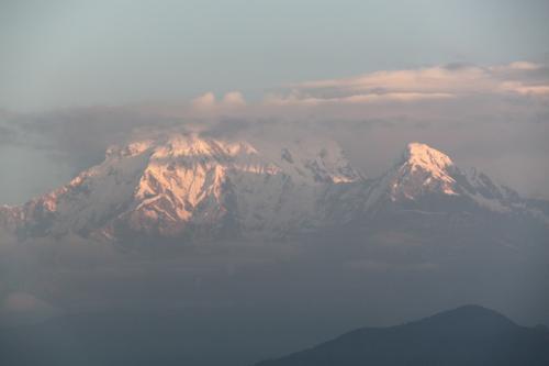 Nepal - Eerste lichtstralen