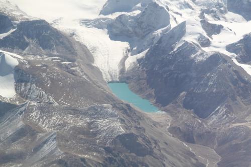 Nepal - Kathmandu mountain range