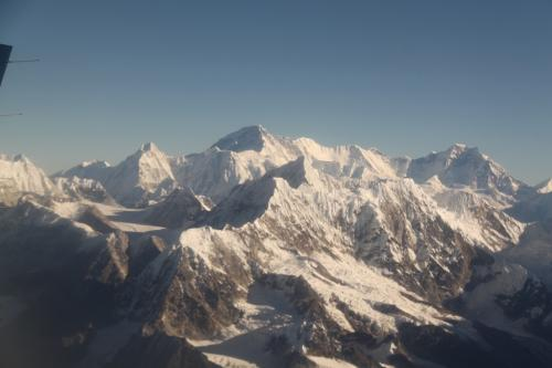 Nepal - Mount Everest view