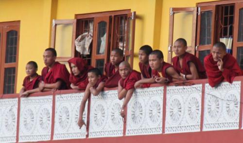 Nepal - Tibetaanse voetbalfans