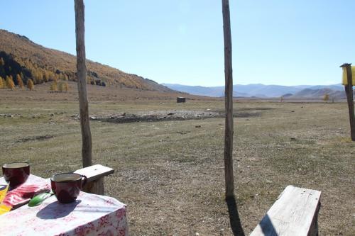 Nomaden - WC barak