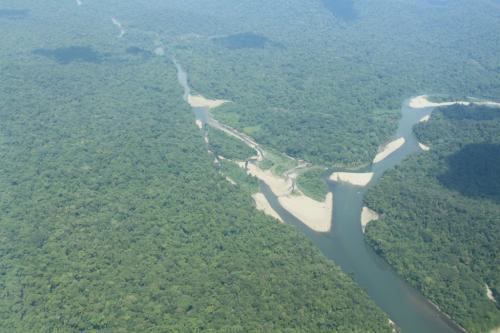 PNG - Karawari river