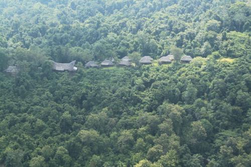 PNG - Karawari wilderness lodge