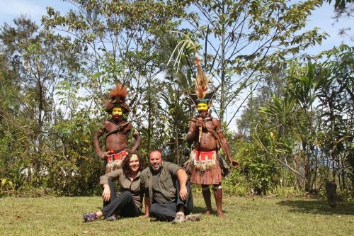 PNG - krijgers dede en erwin