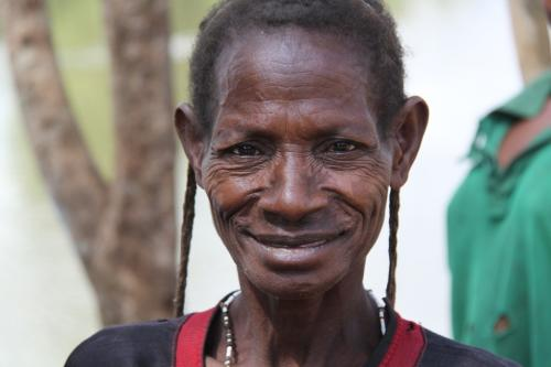 PNG - old woman