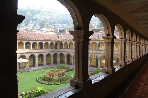 Peru - Cusco monastiero