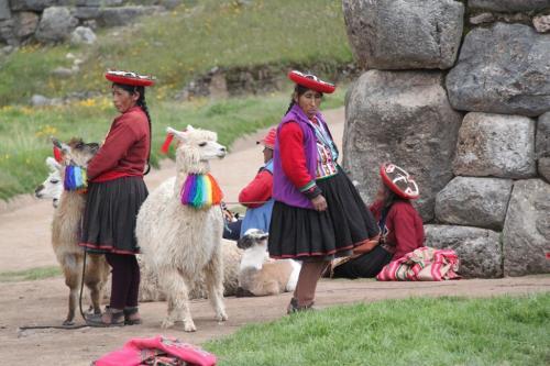 Peru - Cusco ruines