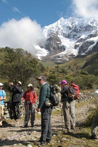 Peru - Guide trekking