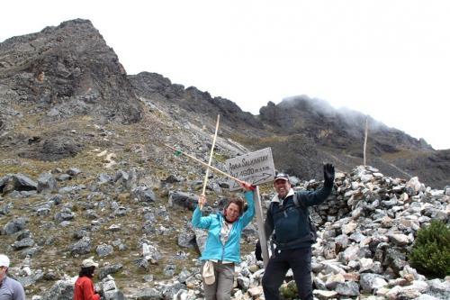 Peru - Hoogste punt