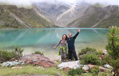 Peru - Humantay lake 4200mtr