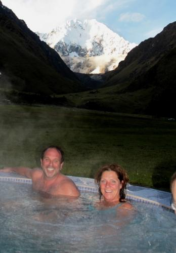 Peru - Jacuzzi