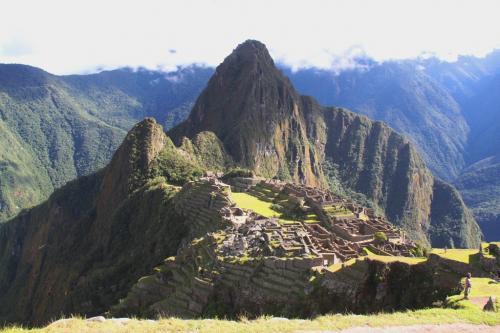 Peru - MachuPicchu feature foto