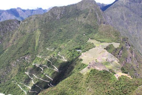 Peru - MachuPicchu from WaynaP