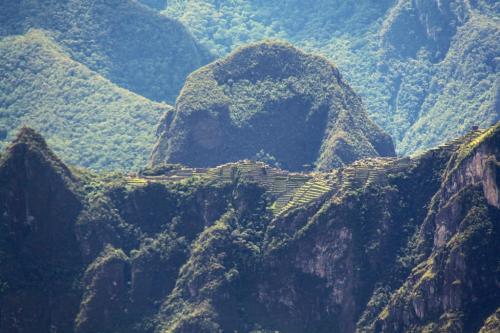 Peru - MachuPicchu from south