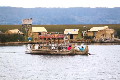 Peru - Rieteilanden