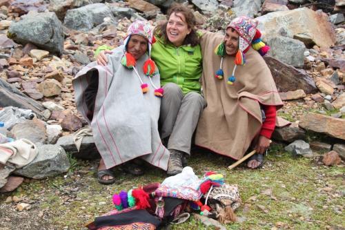 Peru - Shamans met Dédé