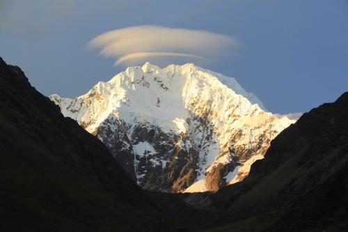 Peru - Sunset Salkantay Mt