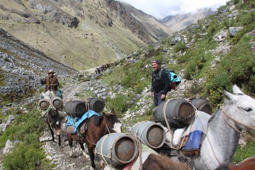 Peru - Transport lodges