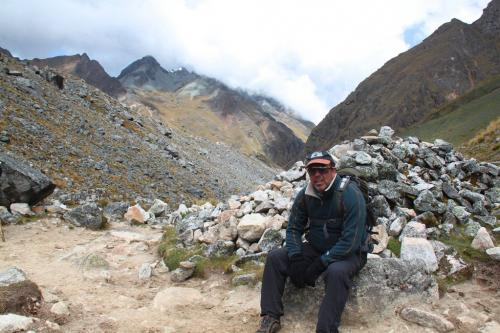 Peru - Uitblazen erwin