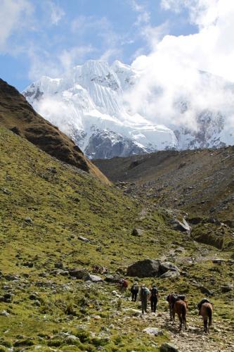Peru - Vilcabamba bergketen