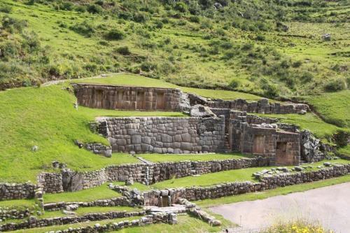 Peru - resten Inca sites