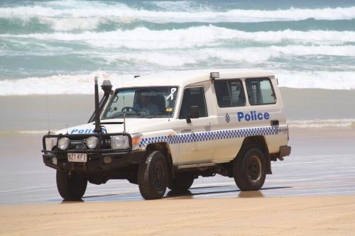 QLD - Fraser police