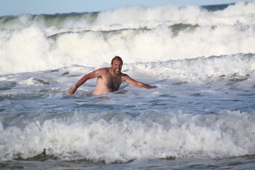 QLD - Rainbow beach  Erwin stoeit zee