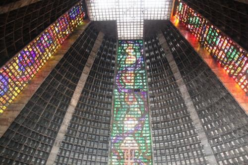 Rio - Cathedrale J.C.