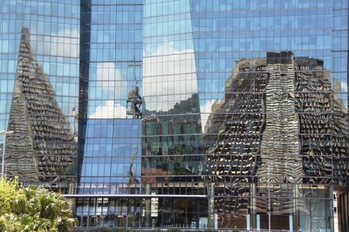 Rio - Cathedrale mirror