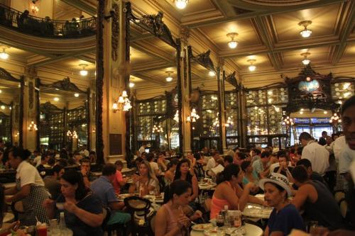 Rio - Columbo restaurante