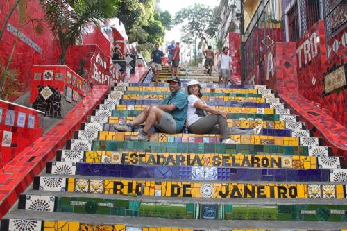 Rio - ESCADARIA Selaron