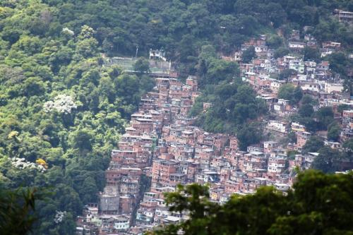 Rio - Favellas