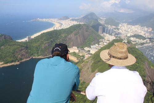 Rio - Sugar loaf view