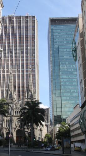 Rio - Wolkenkrabbers