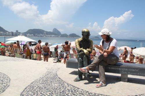 Rio - Zee gesprek