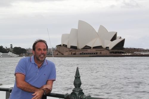 Sydney - Operagebouw & erwin