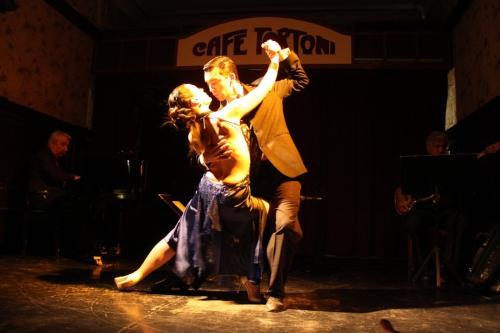 Tango - feature foto