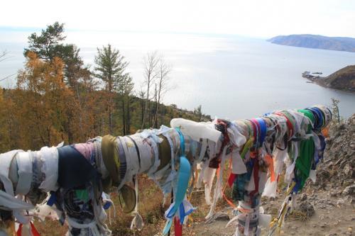 Trans Siberian - spirituele doeken