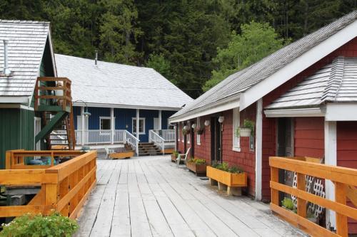 Vancouver Island - Telegraphe cove
