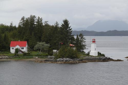 Vancouver Island - vuurtoren