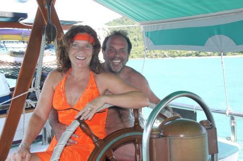 Whitsundays - stuurmannen