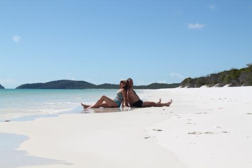 Whitsundays - whitehaven erwin dede