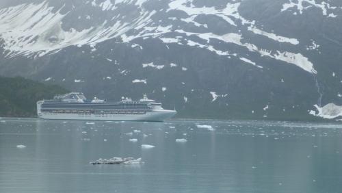 Alaskandream - Cruise ship glacier bay