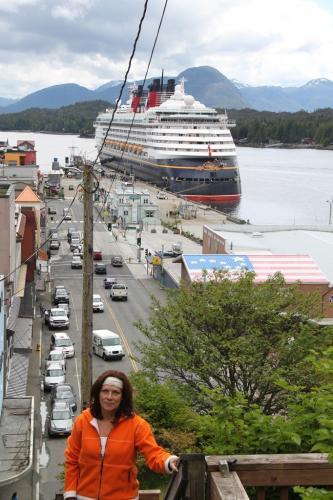 Alaskandream - Ketchikan cruise