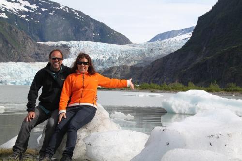 Alaskandream - Mendenhall glacier