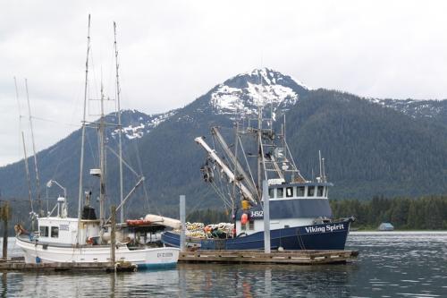 Alaskandream - Petersburg  boats